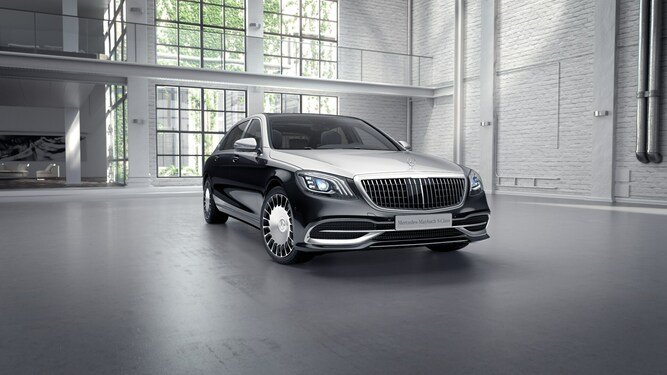 Mercedes-Maybach S 560 4MATIC